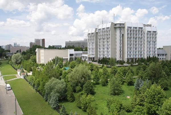 Truskawiec, Sanatorium Perlyna Prykarpattia