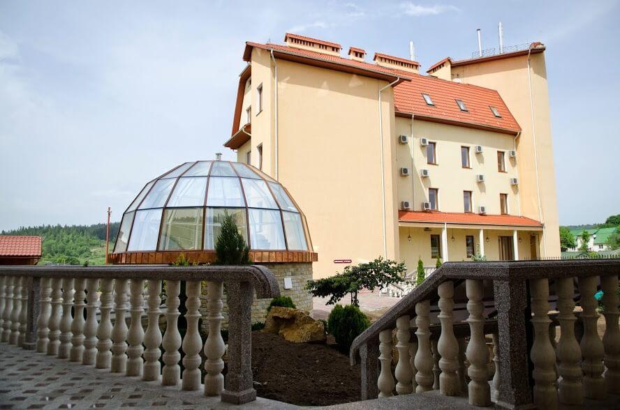 Готелі ТуСтань в Східниці