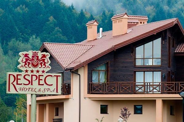Отель Респект, отдых на курорте Сходница