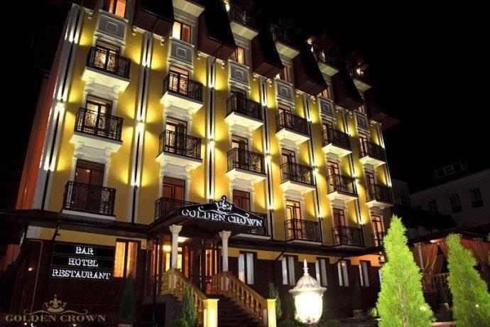 Готель Золота Корона, Трускавець - Ціни | Фото | Відгуки | Бронювання онлайн