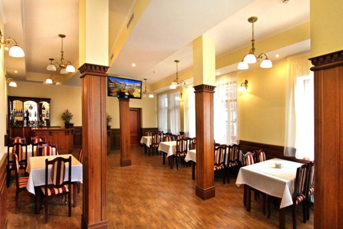 Отель Парк - ресторан