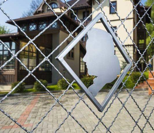 Villa Mozart, Truskawiec - obszar