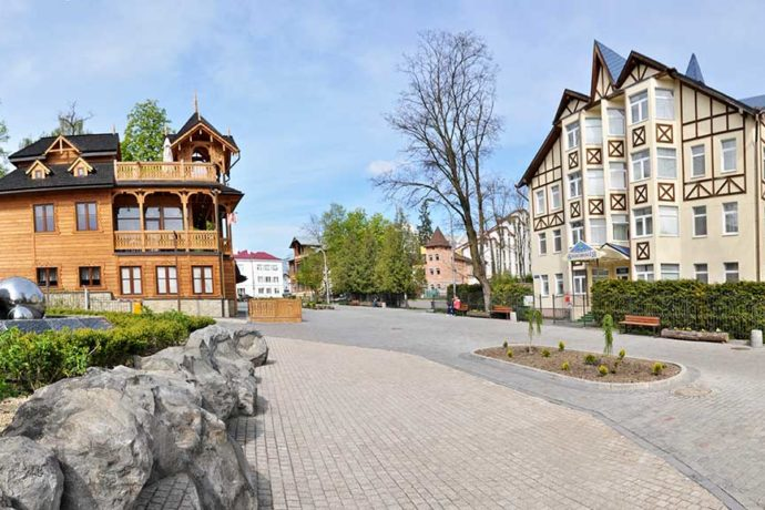 Villa Anastasia, Truskavets