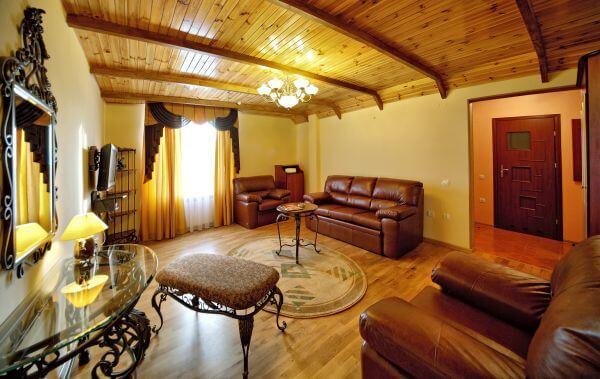 Гостьова кімната в готелі Едем