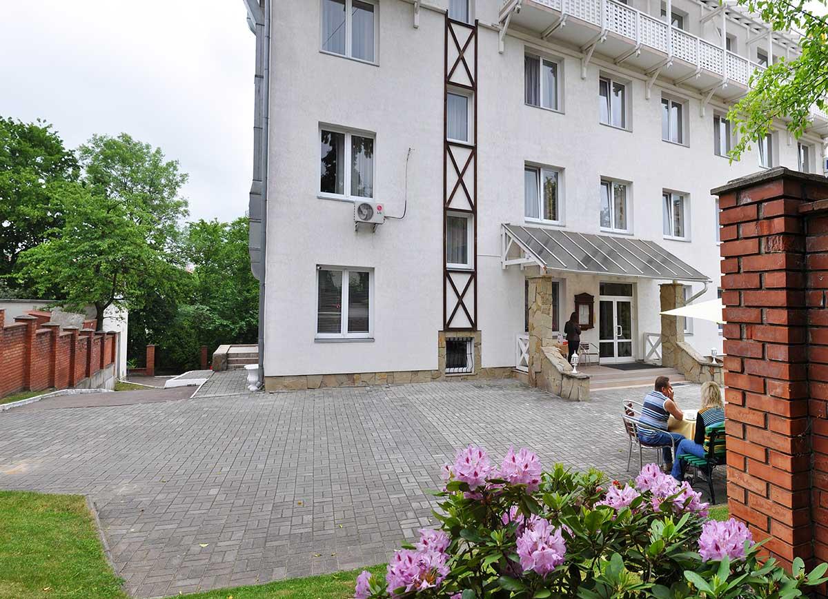 Отель Мариот, Трускавец