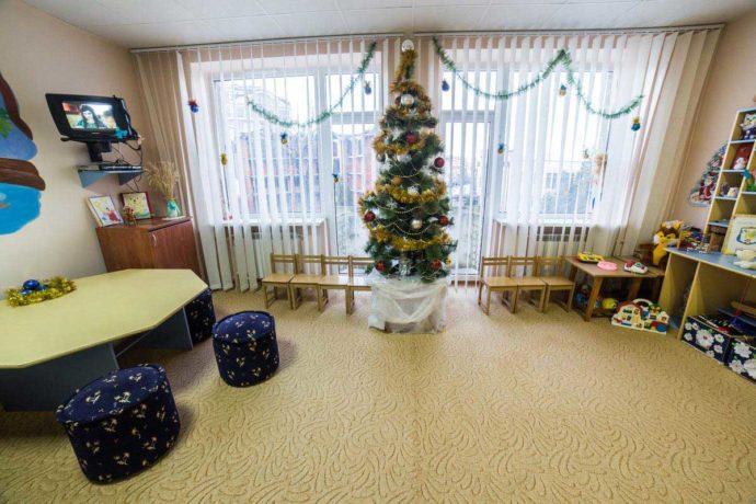 Дитяча кімната в санаторії Весна, Трускавець