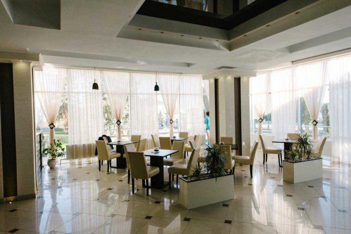 Sanatorium Szachtar - lobby bar