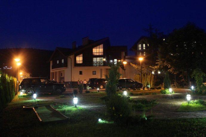 Готель Респект, Східниця