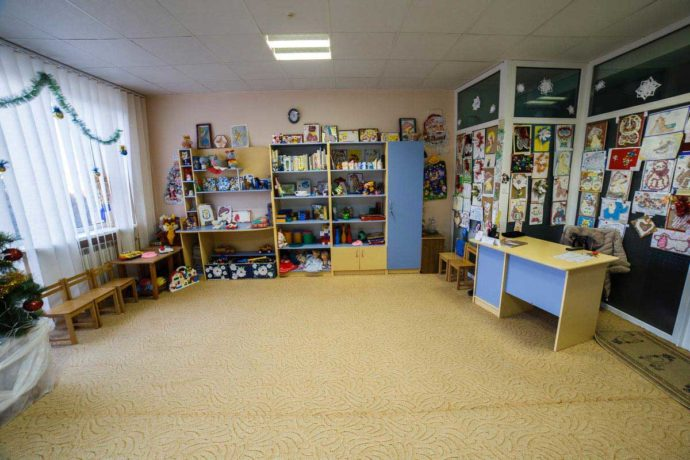 Санаторій Весна, Трускавець - Дитяча кімната