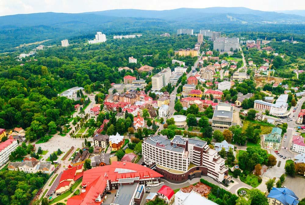 Отдых в стиле WELLNESS в Трускавце - лучшие места и отели