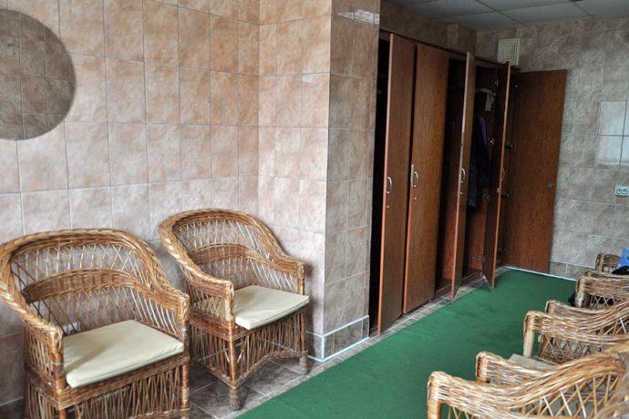 Санаторій Дніпро Бескид в Трускавці