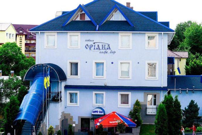 Отель Ориана в Трускавце