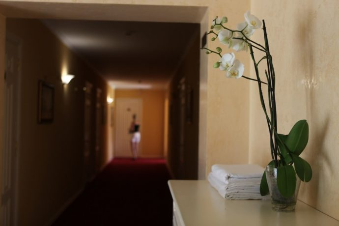 Відпочинок в Східниці, Готель Респект