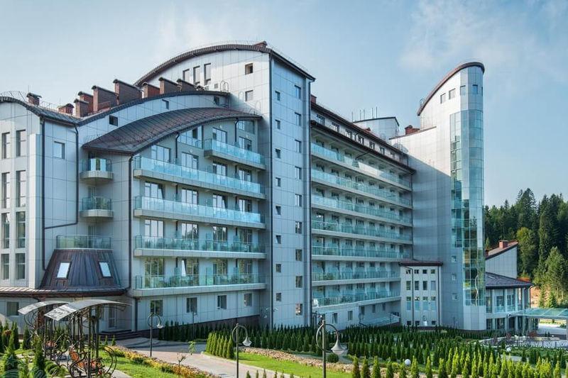 Гостиничный комплекс Три Сына и Дочь 5*, Сходница - Цены | Фото | Отзывы | Бронирование онлайн