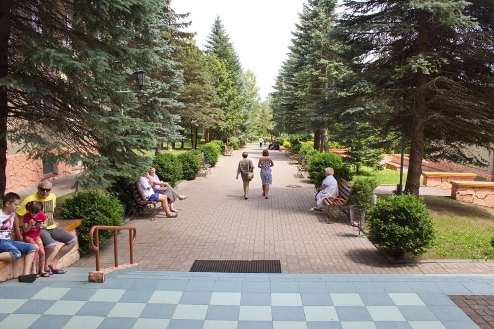 Санаторій Молдова - 6