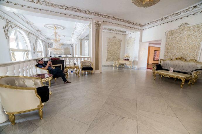 Санаторій Женева-хол