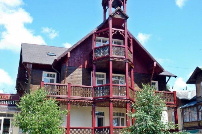 Отель Наби, Трускавец