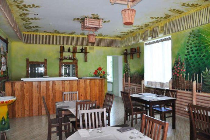 Отель Ревита , Трускавец - ресторан