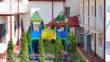Санаторий Виктор - детская площадка