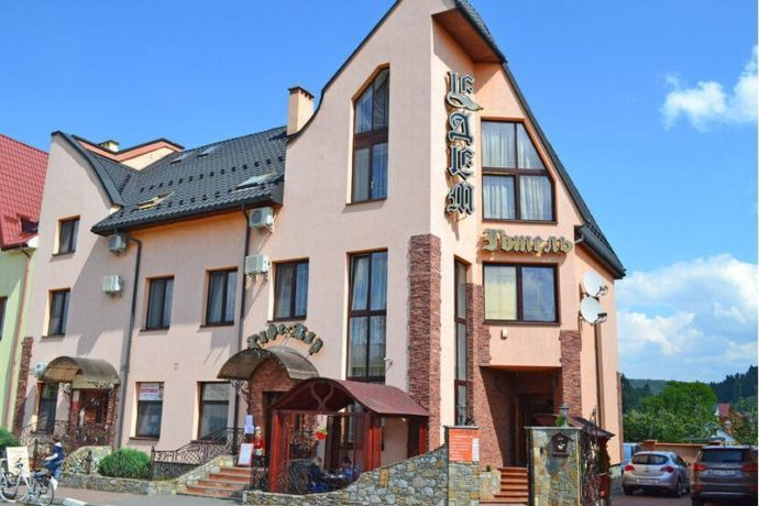 Отель Эдем, Сходница - Цены | Фото | Отзывы | Бронирование онлайн
