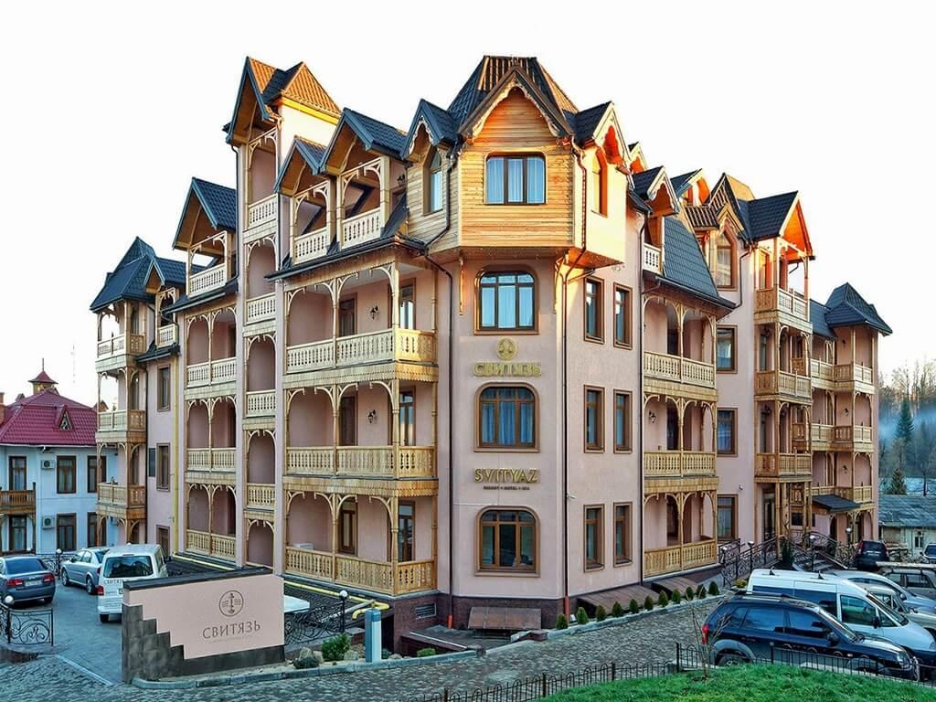 Отель Свитязь, Трускавец - Цены | Фото | Отзывы | Бронирование онлайн