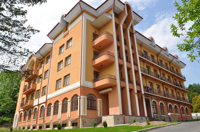 Sanatorium Kryształowy Pałac, Truskawiec - Ceny | Zdjęcie | Recenzje | Rezerwacja online