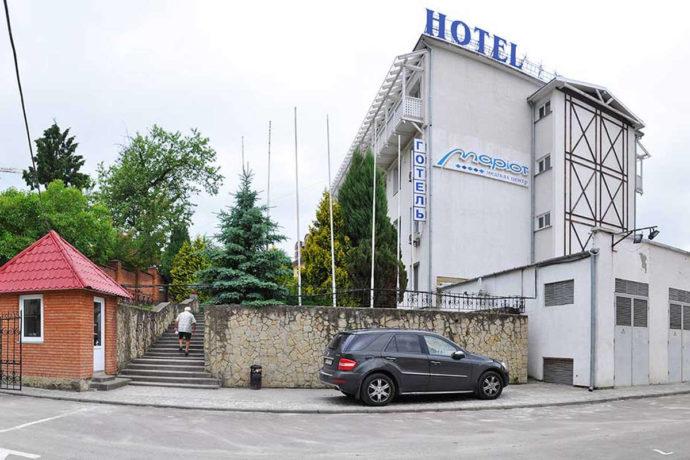 Готель Маріот, Трускавець - Ціни | Фото | Відгуки | Бронювання онлайн