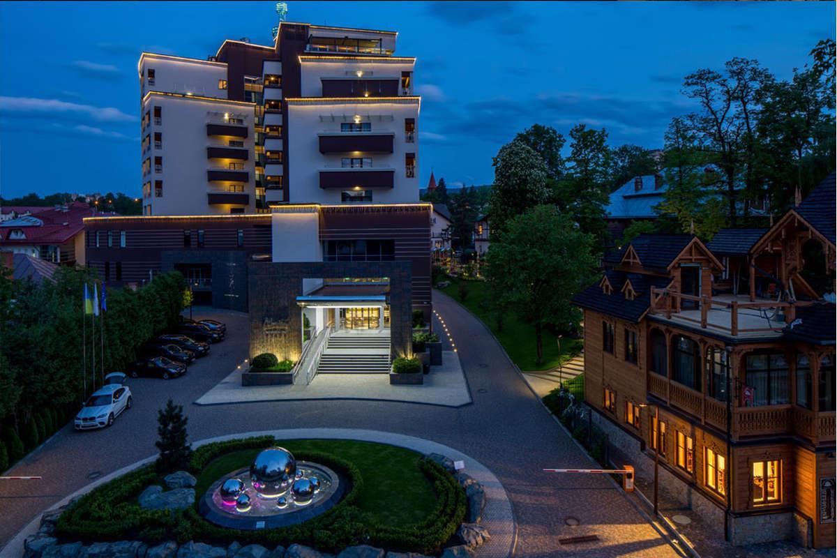 Отель Миротель, Трускавец - Цены | Фото | Отзывы | Бронирование онлайн