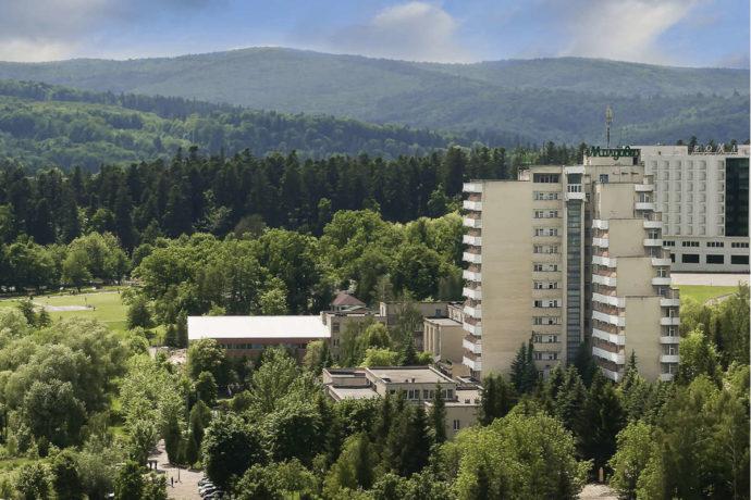 Sanatorium Moldova, Truskawiec - Ceny | Zdjęcie | Recenzje | Rezerwacja online