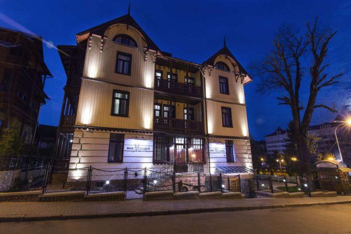 Willa Mozart, Truskawiec Ceny | Zdjęcie | Recenzje | Rezerwacja online