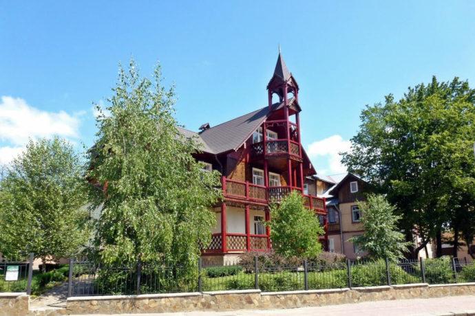 Отель Наби, Трускавец - Цены | Фото | Отзывы | Бронирование онлайн
