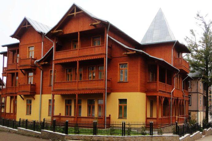 Hotel Park, Truskawiec - Ceny | Zdjęcie | Recenzje | Rezerwacja online