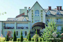 Отель Санта-Мария, Сходница - Цены | Фото | Отзывы | Бронирование онлайн