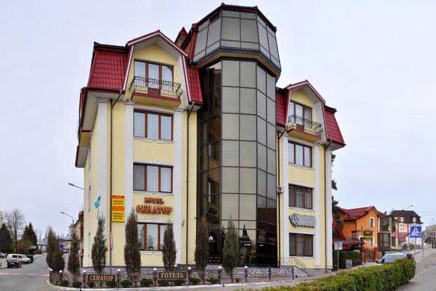 Готель Сенатор, Трускавець - Ціни | Фото | Відгуки | Бронювання онлайн
