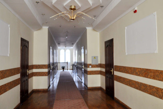 Вилла Виктория - коридор
