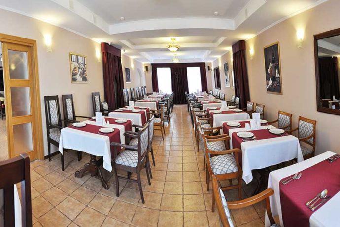 Готель Маріот в Трускавці - ресторан
