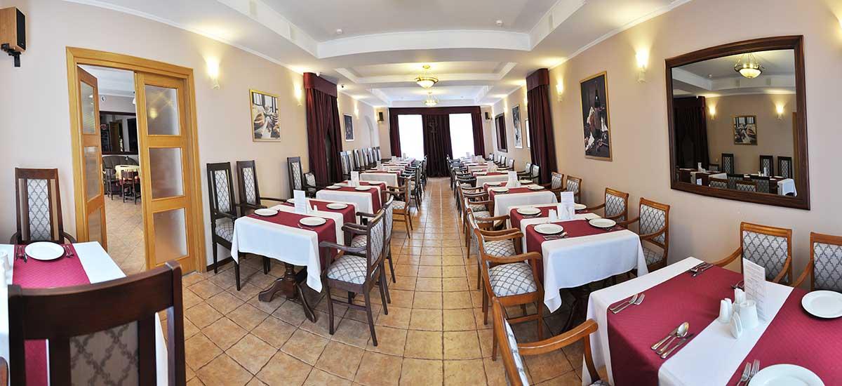 Отель Мариот в Трускавце - ресторан