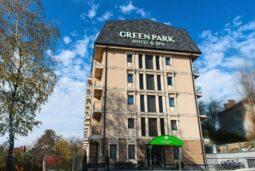 Отель Green Park - hotel grin park mytru 06 255x171