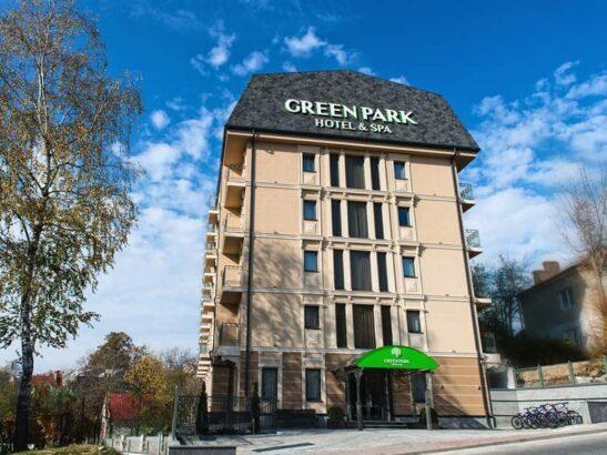 Готель Green Park - hotel grin park mytru 06 547x410