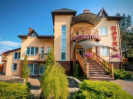 Отель Red Stone - hotel red stone mytru 03 547x410