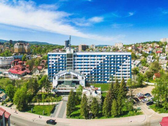 Отель Трускавец 365 - hotel truskavets 365 mytru 05 547x410